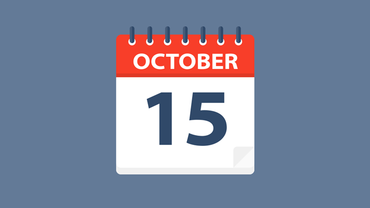 IRS Issues Extension Deadline Reminder